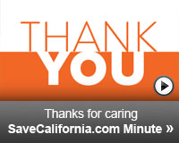 SaveCAMinute 112816 ThanksForCaring 200x160